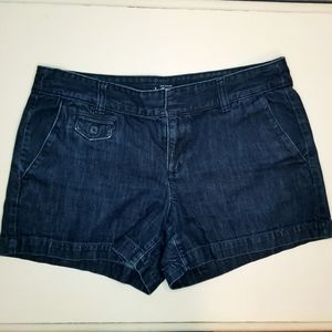 LOFT denim shorts size 4
